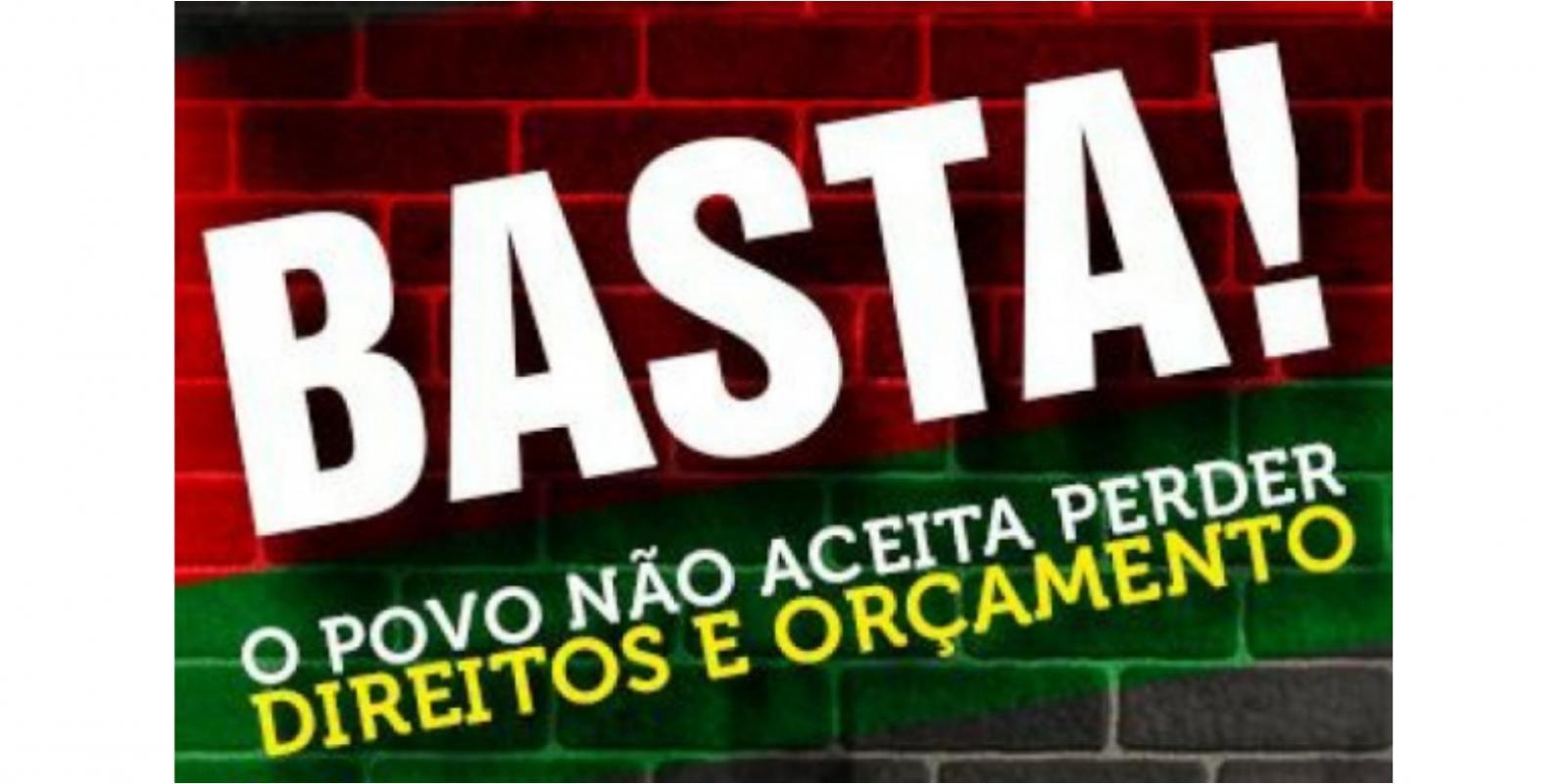 CUT e Frente Brasil Popular realizam Jornada de Mobilização de 16 a 22 de outubro