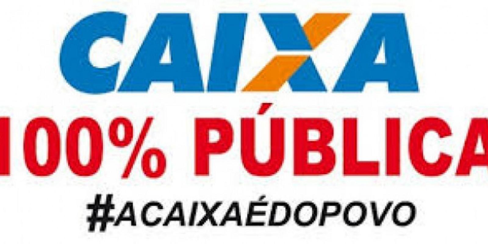Todos contra a Privatização da Caixa