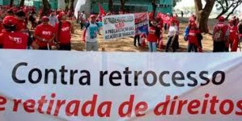 Lei trabalhista é 'retrocesso jurídico e social', diz ministra do TST
