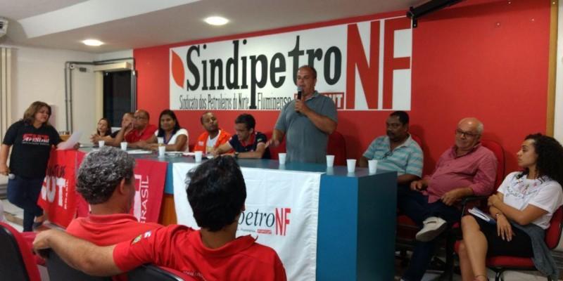 Inaugurada a Subsede Norte Fluminense da CUT RJ