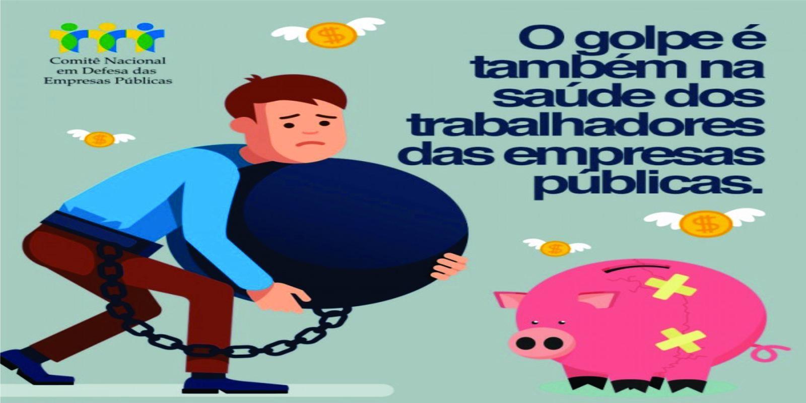 Resoluções da CGPAR precarizam saúde nas empresas públicas