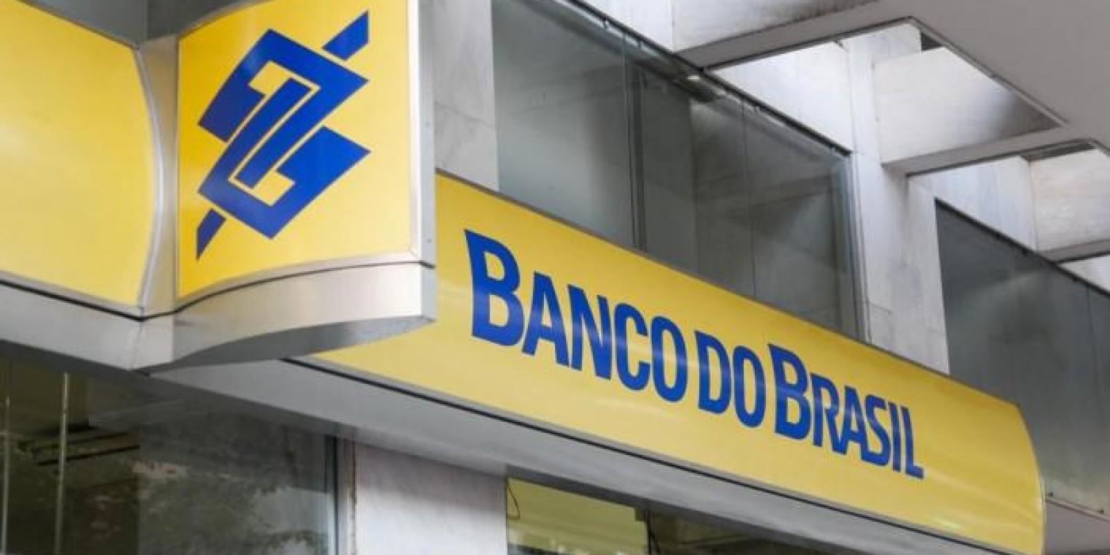 Agência do Banco do Brasil dos Cavaleiros, retoma suas atividades.