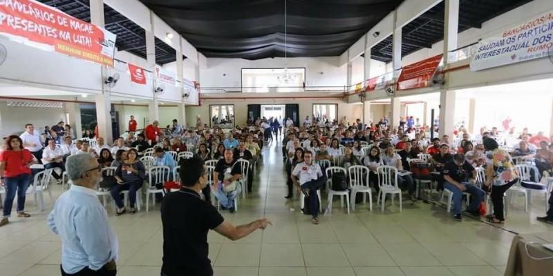 20º Conferência Interestadual dos Trabalhadores/as do Ramo Financeiro dos Estados do RJ e ES