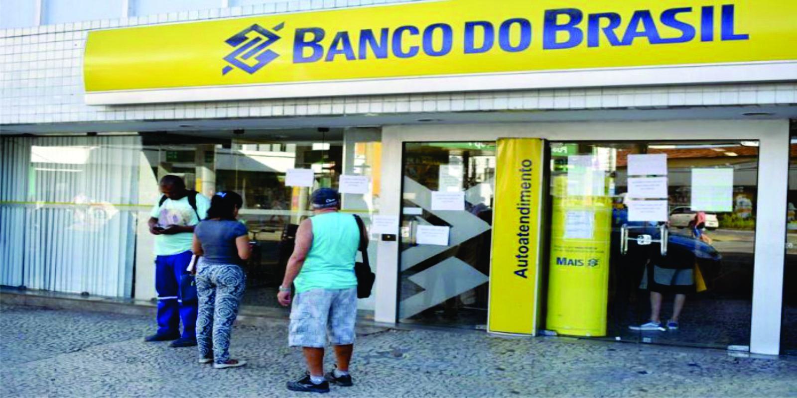 Agência do Banco do Brasil do centro de Macaé, volta operar com numerário