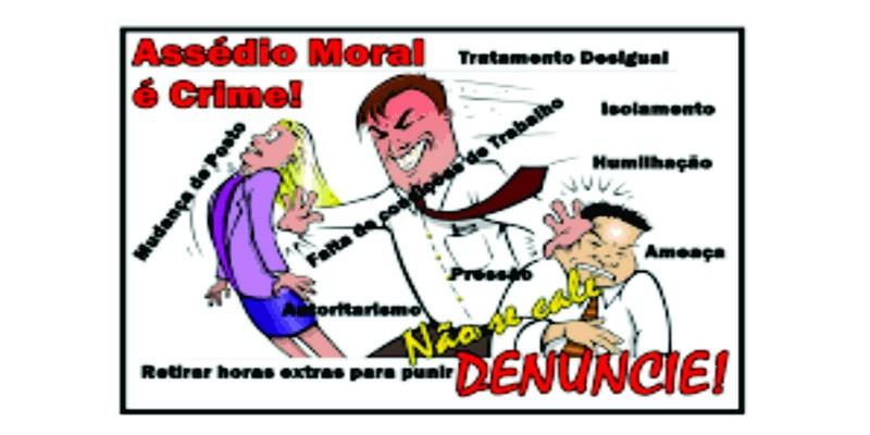 Como você deve agir se sofrer assédio moral no trabalho