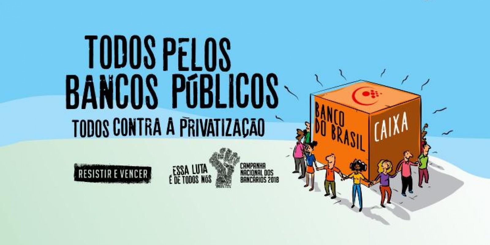 Dia Nacional em Defesa das Empresas Públicas