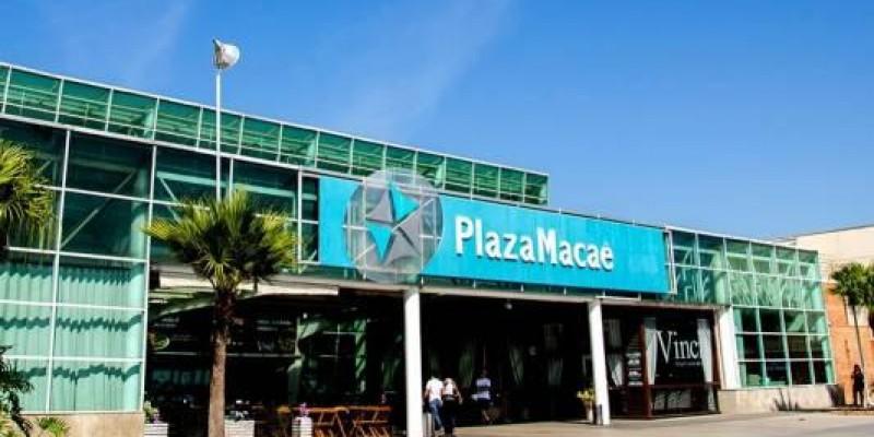 Pane no sistema elétrico do Shopping Plaza Macaé, deixa agências bancárias sem ar condicionado