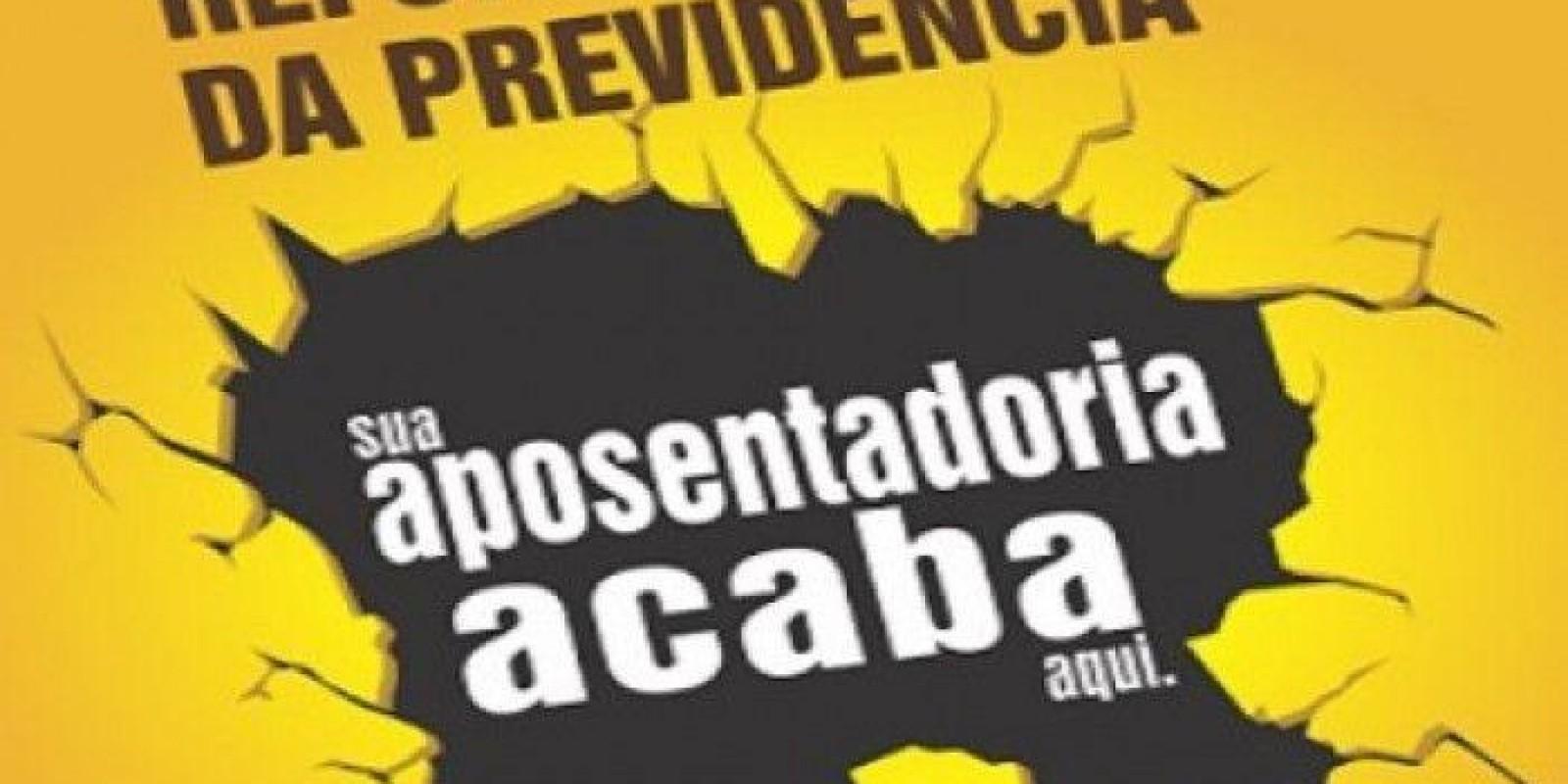 Reforma da Previdência de Bolsonaro é um ataque à classe trabalhadora