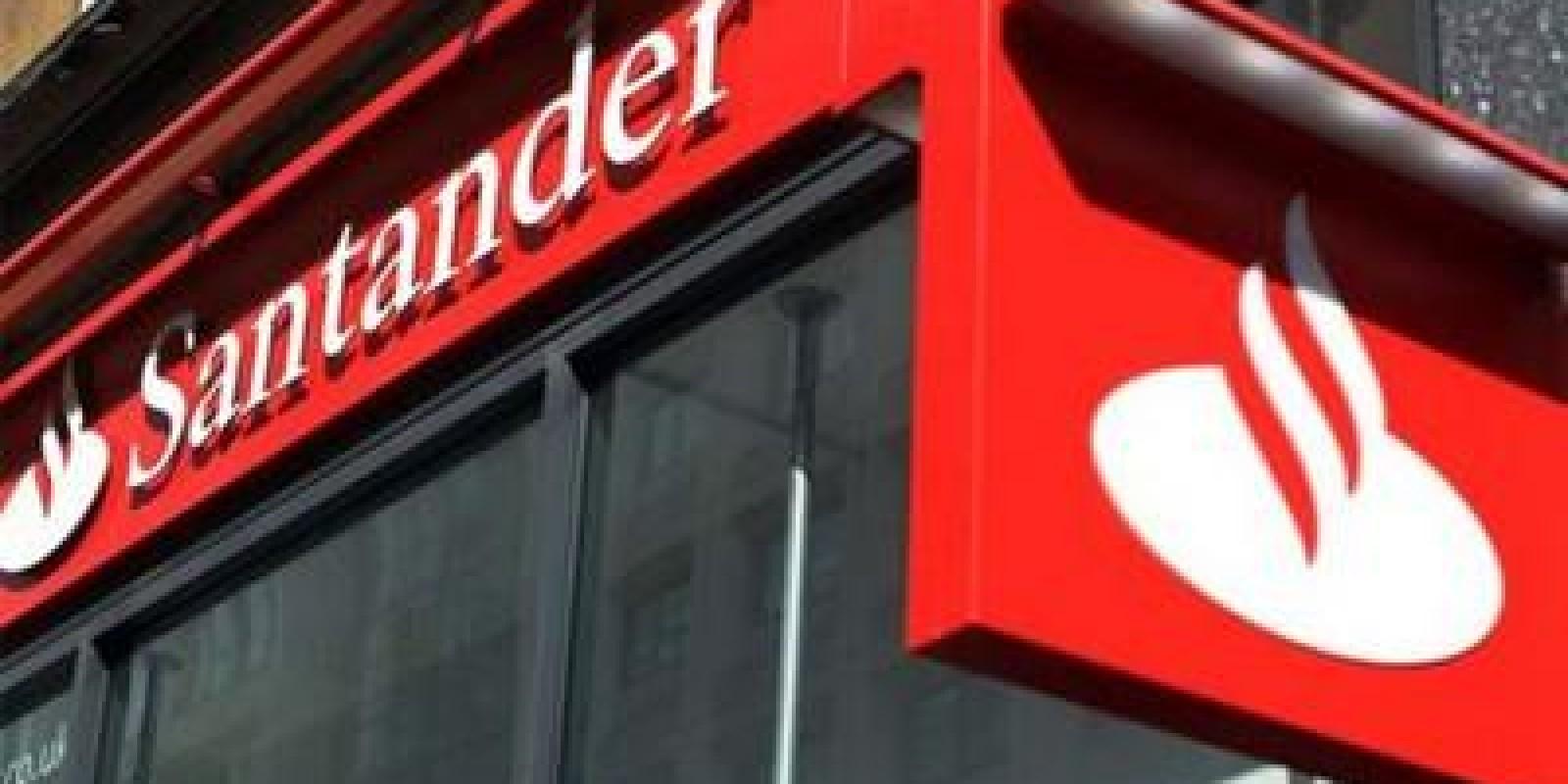 Reunião com Santander