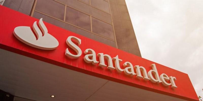 Banco Santander lucra R$ 7,120 bilhões no 1º semestre de 2019