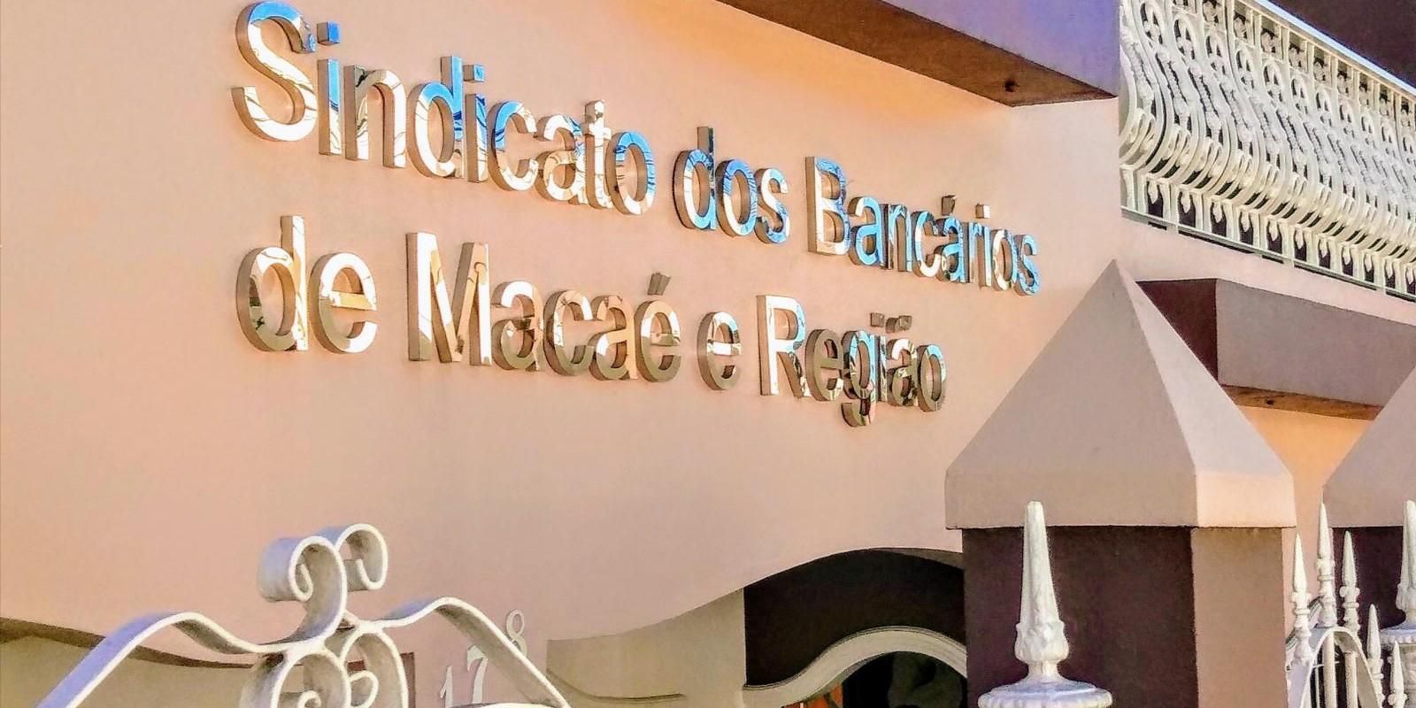 Sindicato dos Bancários de Macaé e Região: 28 Anos de lutas e Conquistas