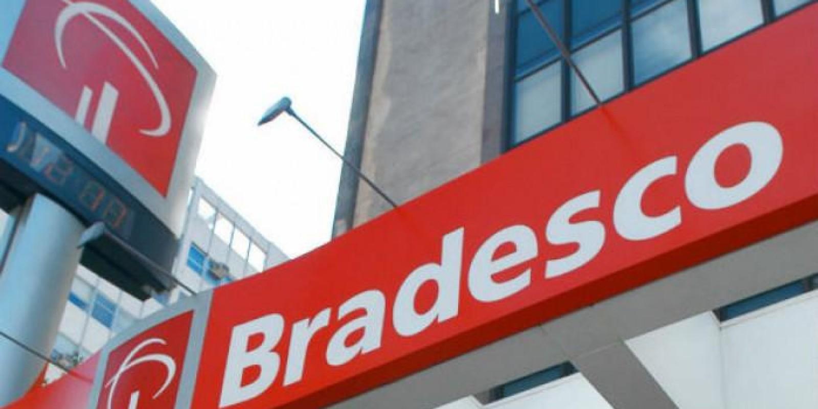 Bradesco já lucrou mais de R$ 19 bi em 2019