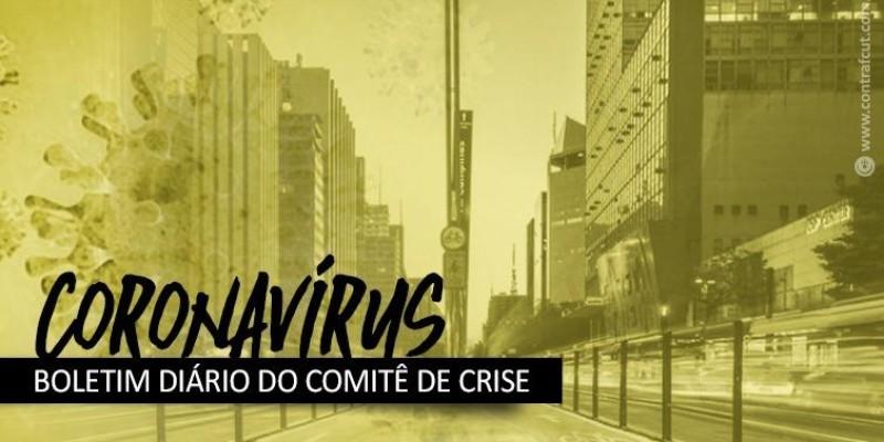 Coronavírus: Comando Nacional dos Bancários cobra da Fenaban que bancários só atendam serviços essenciais.