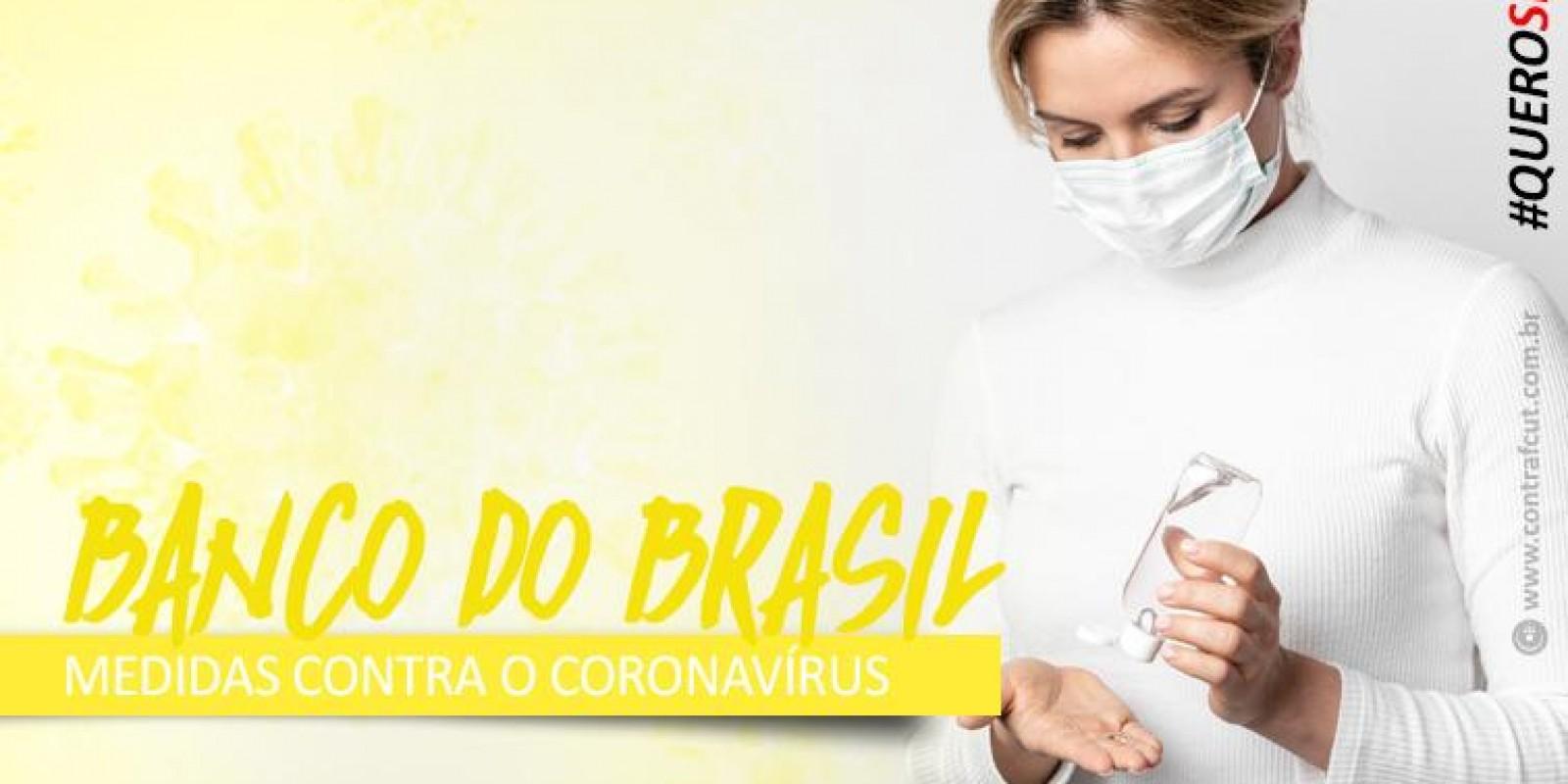 Coronavírus: BB vai instalar barreiras de acrílico nos caixas