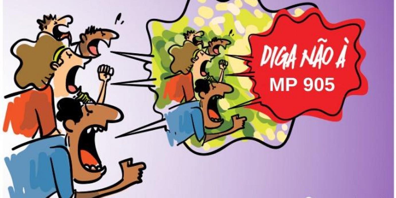 MP 905, que ataca a categoria bancária, é retirada de pauta no Senado