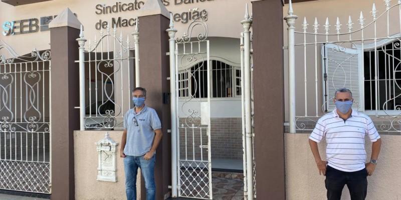 Sindicato tem se empenhado com várias ações, na prevenção contra o Coronavírus.