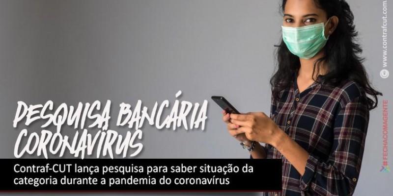 Pesquisa pandemia coronavírus