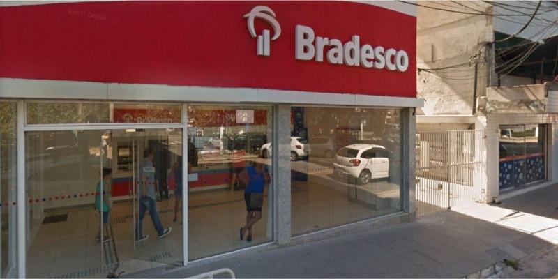 Após intervenção do Sindicato, agência do Bradesco fecha, por contaminação de Covid-19
