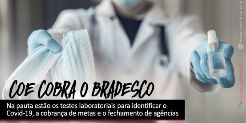 COE Bradesco se reúne com o banco na próxima quinta-feira (4)