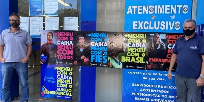 #MexeucomACaixaMexeucomoBrasil