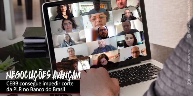 Unidade da categoria impede corte da PLR no Banco do Brasil