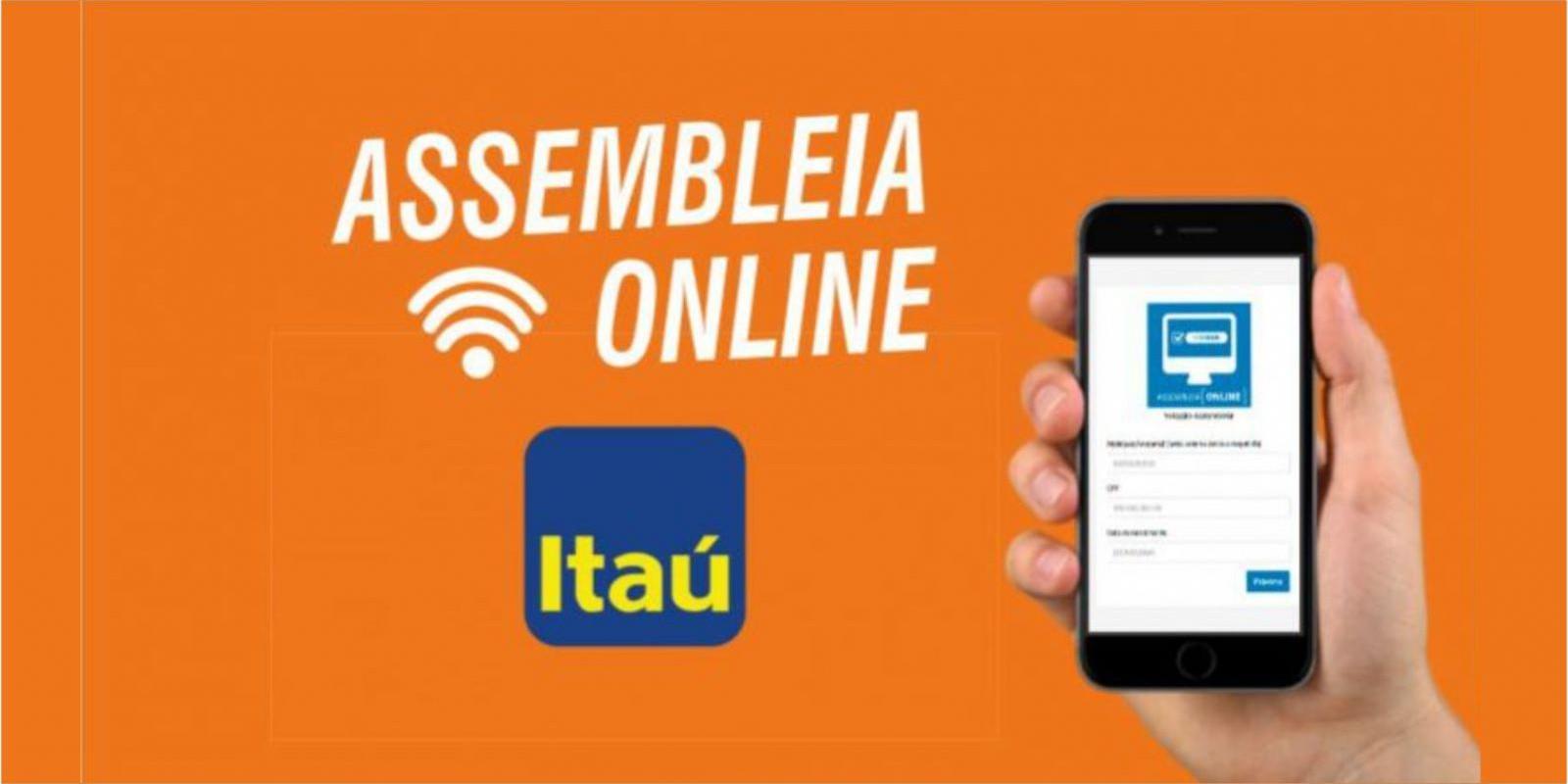 Sindicato realiza assembleia virtual sobre Teletrabalho do Itaú entre os dias 3 e 4 de dezembro