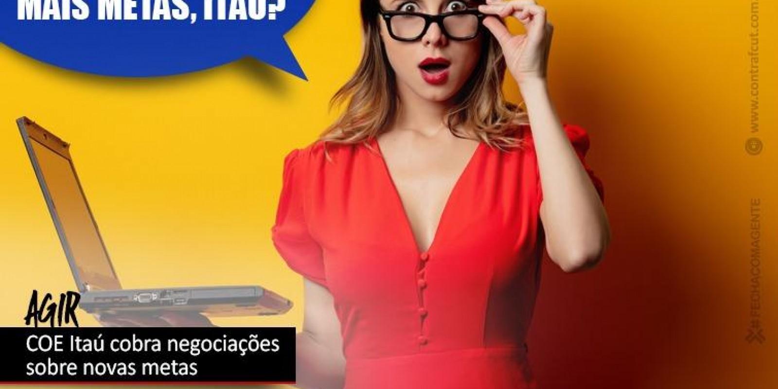 COE Itaú cobra explicações sobre alterações no AGIR