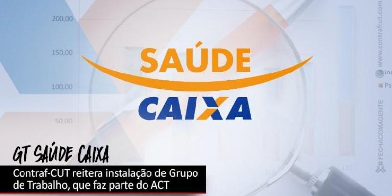 Contraf-CUT reitera à Caixa instalação do GT Saúde Caixa