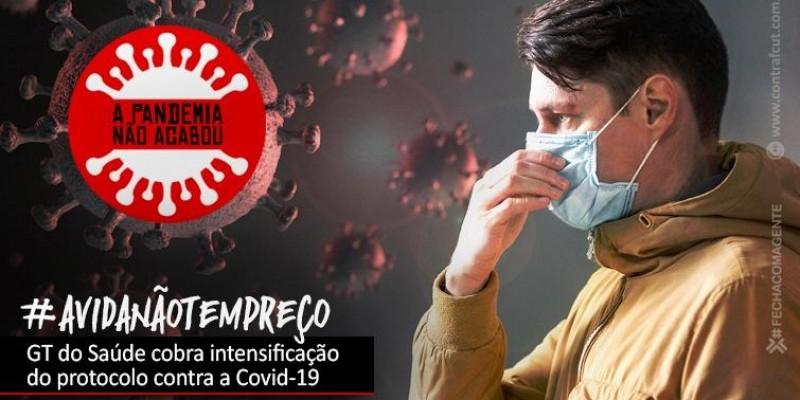 GT de Saúde discute o novo protocolo de Covid-19 com o banco Itaú