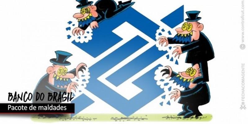 BB surpreende funcionários com restruturação e ameaça de 5 mil dispensas
