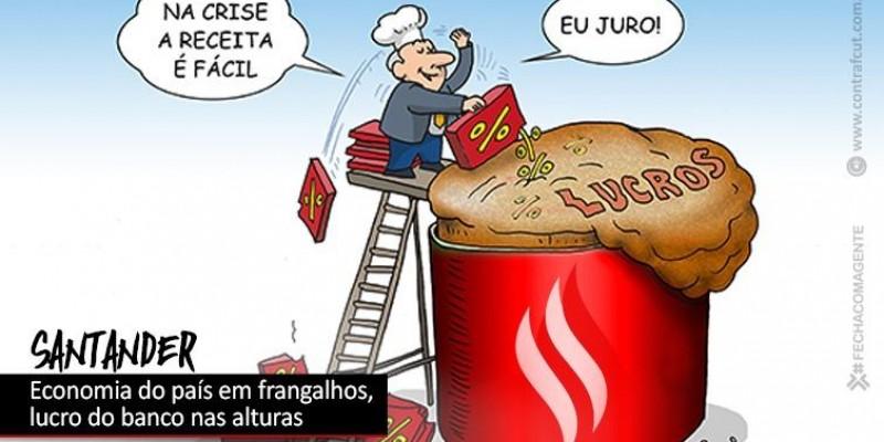 Lucro do Santander ultrapassa os R$ 4 bilhões nos três primeiros meses de 2021