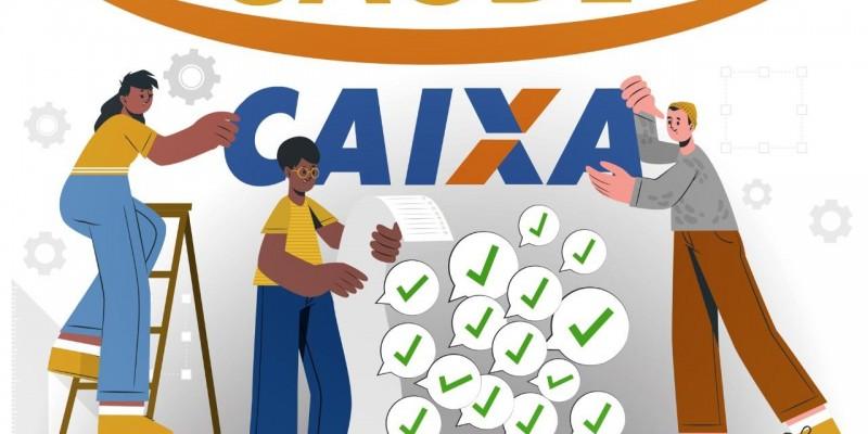 Empregados fazem abaixo-assinado por manutenção de modelo de custeio sustentável para o Saúde Caixa