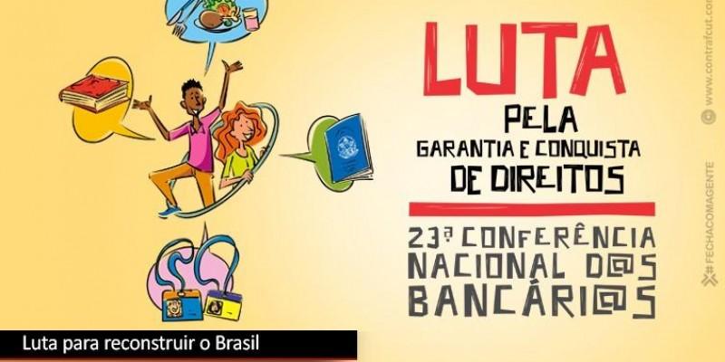 Unidade, projeto e luta para reconstruir o Brasil
