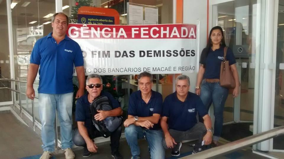 Em Macaé, Itaú demite bancária após licença maternidade